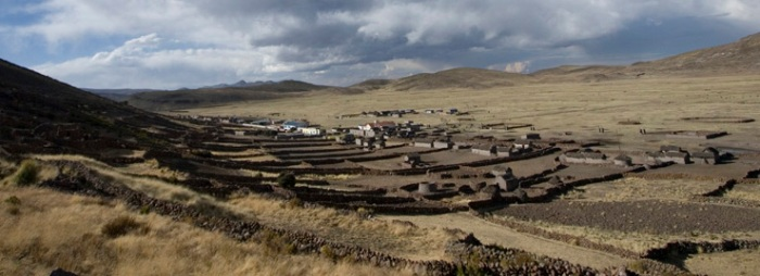Un ejemplo de turismo comunitario: la comunidad de Livichuco,Bolivia